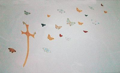 Altar Cloth - Flying Free