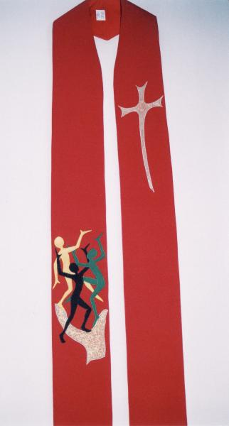 Dancing Figures and Free cross
