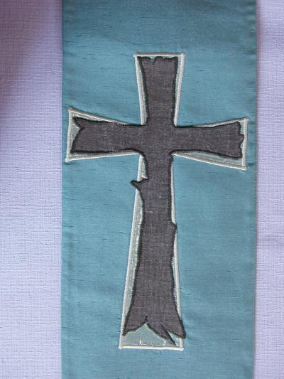 Back-lit Rough Cross
